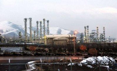 朗核设施(重水工厂)-英国研究机构称 伊朗最快两年内拥有核弹
