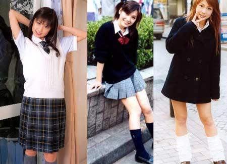 日本女生校服最可爱
