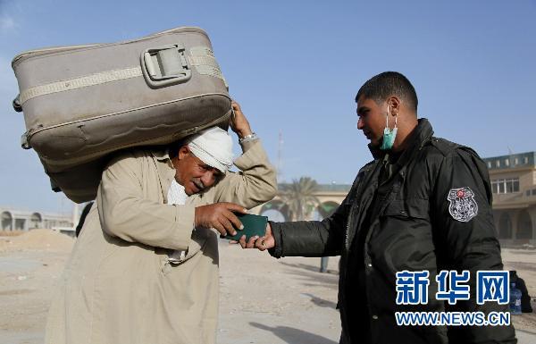 外国公民继续从利比亚与突尼斯边境撤离
