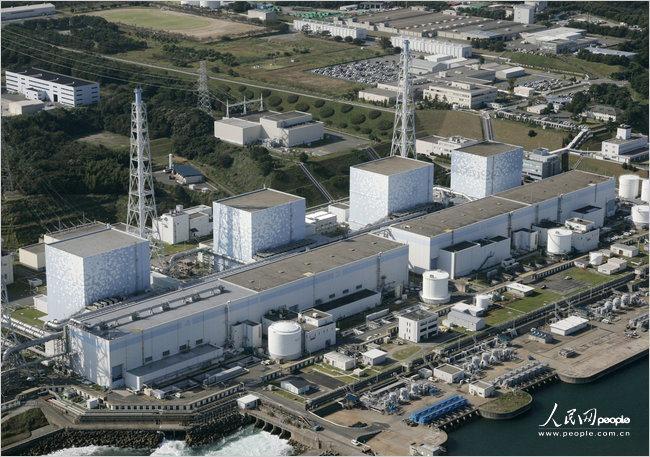日本确认福岛核电站泄露污水污染地下水