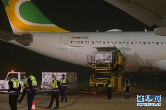 塞内加尔总统进行典礼吸收中国新冠疫苗