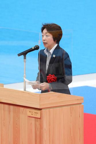 桥本圣子确认出任东京奥组委主席