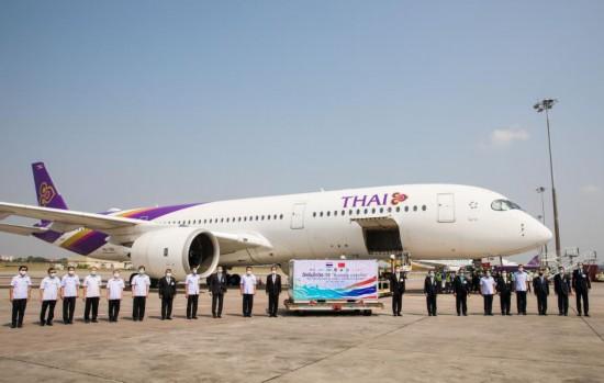 首批泰国订购的中国科兴新冠疫苗运抵曼谷