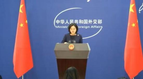 能否证明美方在新疆制造动乱?外交部:欢迎外媒记者做一个连续跟踪调查报道