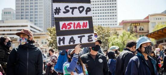 针对亚裔的仇恨犯罪案件激增美媒:美国走向种族公正太难!
