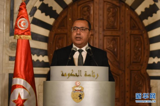 突尼斯宣布从9日起全国封禁一周